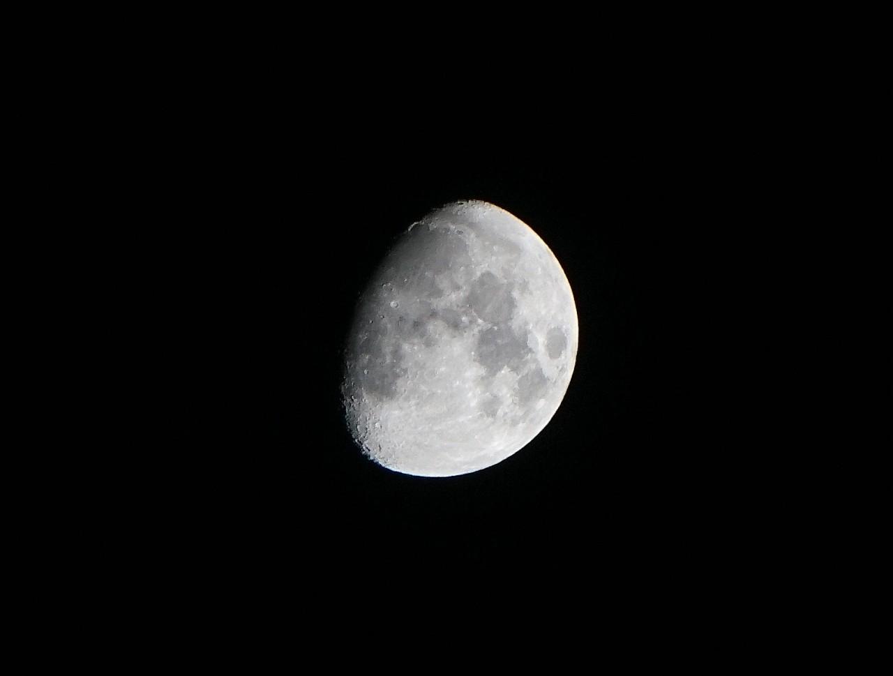 マニュアル(露出),月,撮影